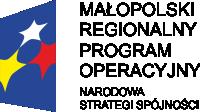 Logo Małopolski Regionalny Program Operacyjny
