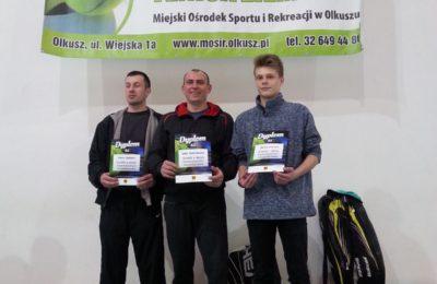 Więcej o: VI Halowe Mistrzostwa Olkusza w Tenisie Ziemnym