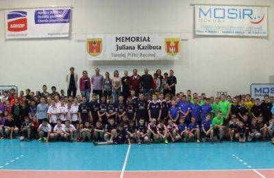 Więcej o: IX Memoriał Juliana Kazibuta – Turniej Piłki Ręcznej