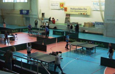 Więcej o: Powiatowy Turniej Tenisa Stołowego Osób Niepełnosprawnych