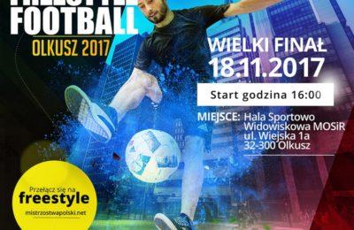 Więcej o: Mistrzostwa Polski Freestyle Football 2017