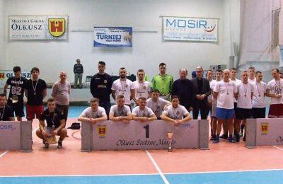 Więcej o: Otwarty Turniej Halowej Piłki Nożnej o Puchar Srebrnego Miasta