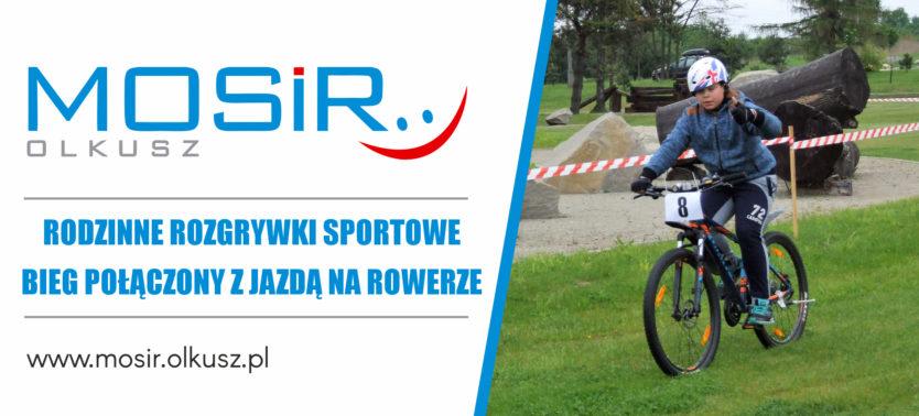 RRS - Bieg połączony z jazdą na rowerze