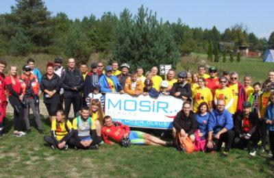 Więcej o: Rajd Rowerowy oraz Nordic Walking Szlakiem Orlich Gniazd