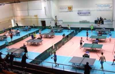 Więcej o: Otwarty Turniej Tenisa Stołowego – 4. Memoriał Henryka Swędzioła