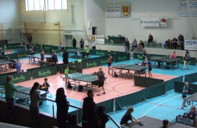 Więcej o: Wojewódzki Turniej Klasyfikacyjny w Tenisie Stołowym