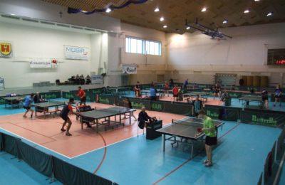 Więcej o: III Wojewódzki Turniej Klasyfikacyjny Żaków w Tenisie Stołowym