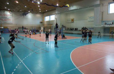 Więcej o: Igrzyska Młodzieży Szkolnej w Siatkówce