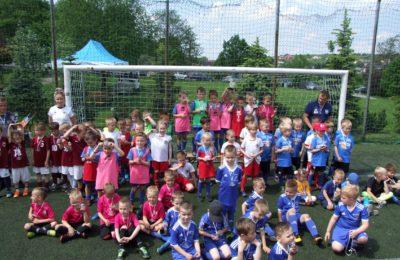 Więcej o: Najmłodsi piłkarze zagrali o Puchar Srebrnego Miasta