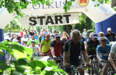 Więcej o: Rajd Rowerowy szlakiem Kordonów Granicznych oraz marsz Nordic Walking