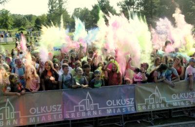 Więcej o: Eksplozja Kolorów w Olkuszu 2019!