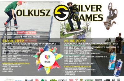 Więcej o: Olkusz Silver Games 2019!