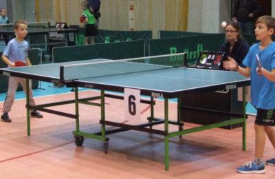 Więcej o: Otwarty Turniej Tenisa Stołowego 5. Memoriał Henryka Swędzioła