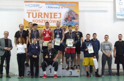 Więcej o: Otwarty Turniej Triobasketu o Puchar Srebrnego Miasta