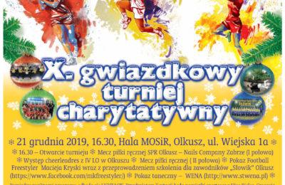 Więcej o: X Gwiazdkowy Turniej Charytatywny – Walczymy o uśmiech Rafałka
