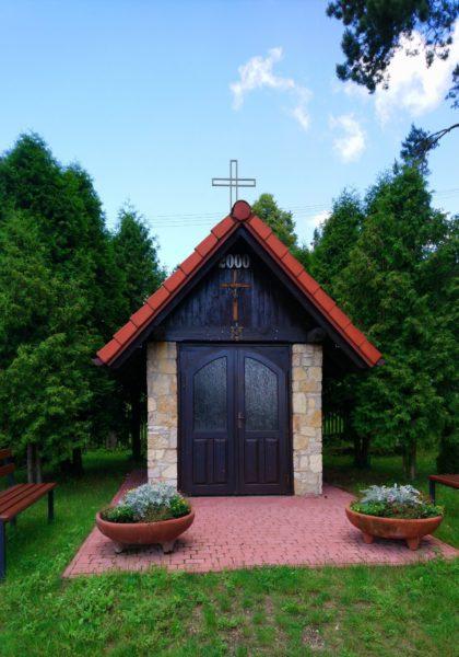Kapliczka w Rabsztynie