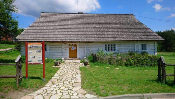 Drewniany dom Antoniego Kocjana