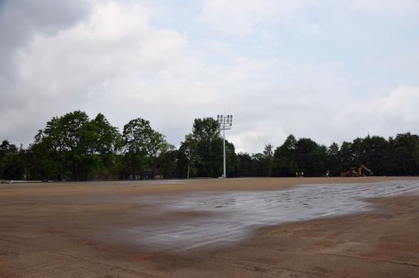 Rewitalizowane boisko główne
