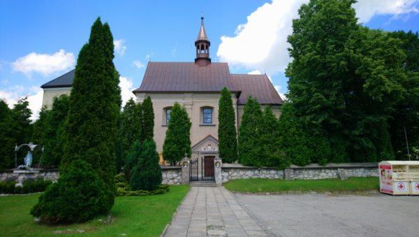 Kościół barokowy pw. św. Mikołaja