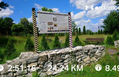 Więcej o: Wycieczka Rowerowa szlakiem Kordonów Granicznych