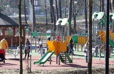 """Więcej o: Park OSW """"Czarna Góra"""" dla mieszkańców"""