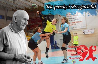 Więcej o: IX Memoriał Romana Nowosada – Turniej Piłki Ręcznej