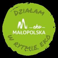 Logo Małopolska w rytmie eko
