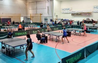 Więcej o: II Turniej Tenisa Stołowego o Puchar Srebrnego Miasta