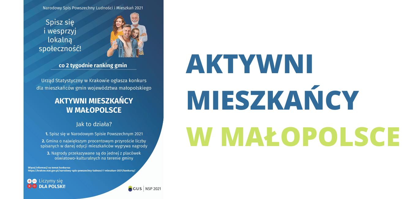 Aktywni Mieszkańcy Małopolski